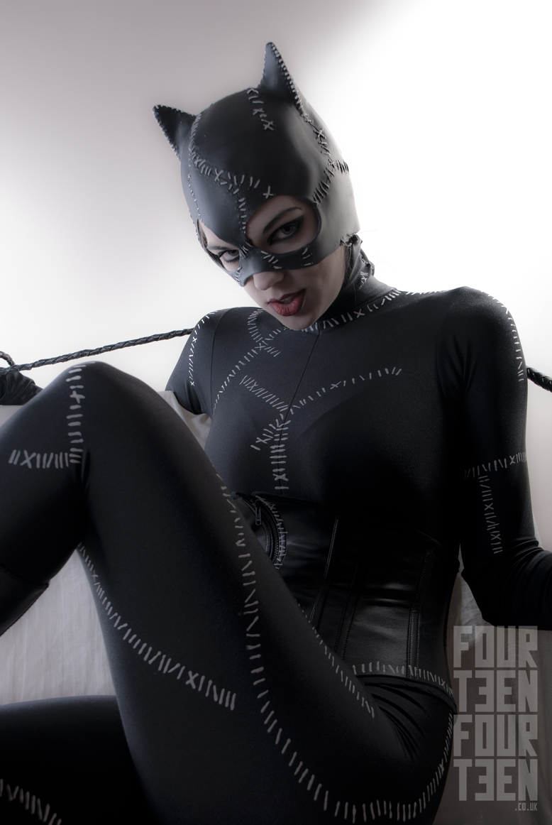 Dundee Apr 15, 2011 Me, and 1414 Photography Preview for Catwoman Shoot... Costume by me ;)