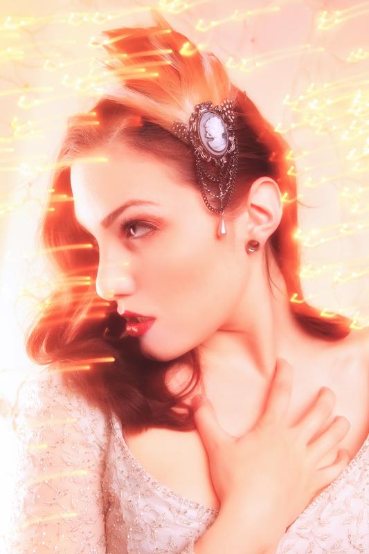 Apr 15, 2011 Photographer : Noisenest Model/MUA : Porcelain Hair Accessory Magic :SDD Cameo Hair comb