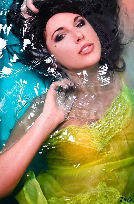 Apple Valley, MN 2011 Apr 15, 2011 J&G Model: Chelsea P, MUA: Painted Gypsy
