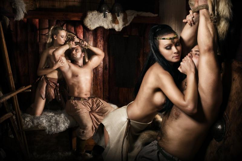 красивый секс с красивыми девчонками амазонки