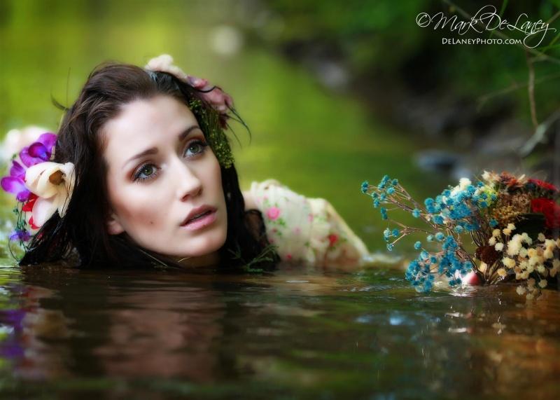Apr 16, 2011 MUA: (me) Ophelia
