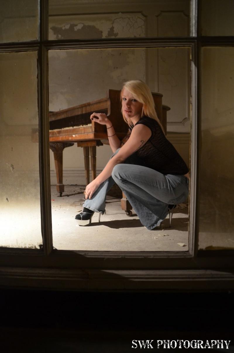 Female model photo shoot of Morbid Candi by SWK Photography