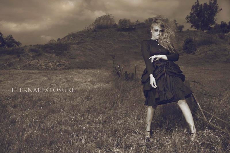 Female model photo shoot of Megan_Renee by Malachi Banales in Yucaipa, CA, makeup by Morgan Panter