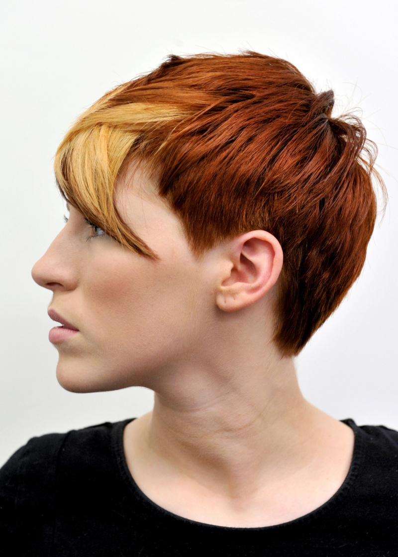 Female model photo shoot of Amy Donaldson in PROFILE Aberdeen