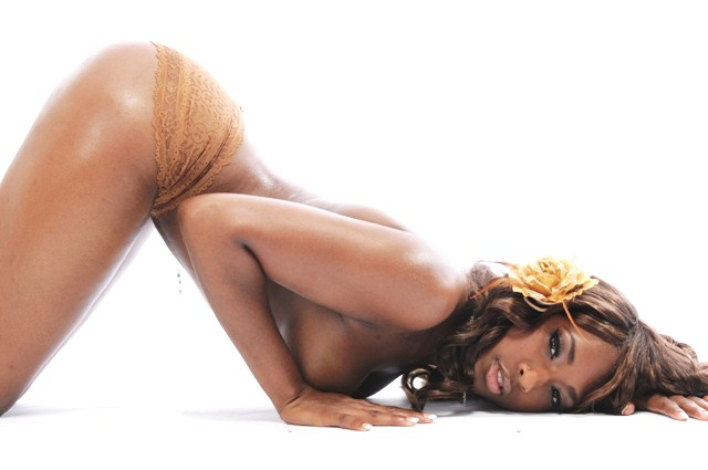Female model photo shoot of Tiffani LaReaux by Brown Factory Studio