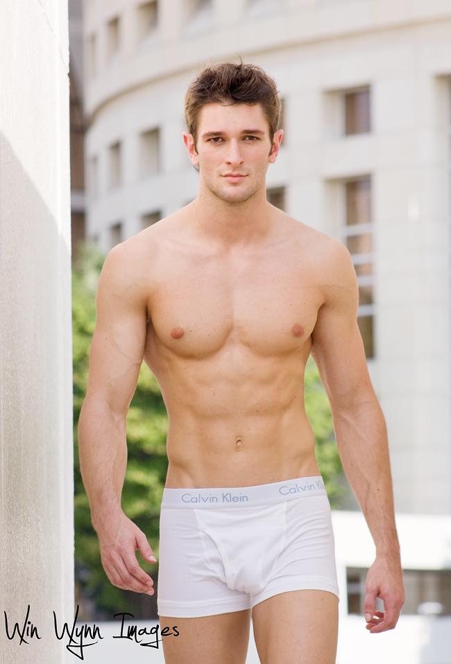 Tampa, FL Apr 18, 2011 Win Wynn Images (Joe Wynn) 2011 Model: Brad Baldwin