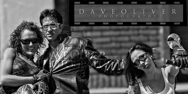 Male and Female model photo shoot of Dominic D Angelo and ElleK by MyFunkypixel