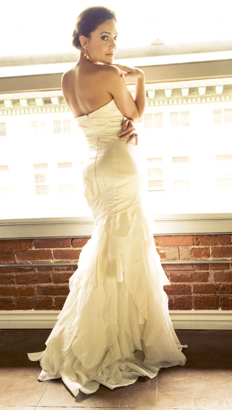 Apr 19, 2011 Eco-Couture Bridal Gowns by Terra Amore