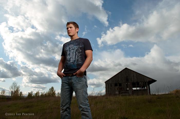 Male model photo shoot of Ian Pearson in Vancouver Lake, WA