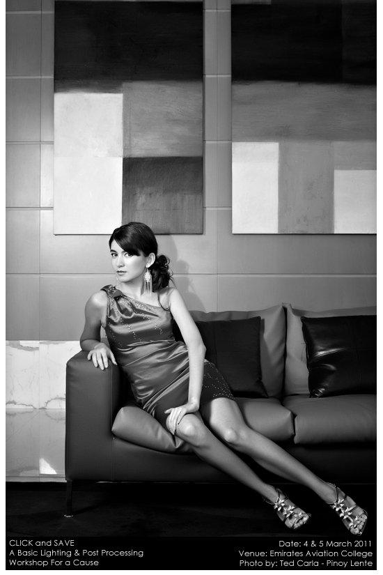 Female model photo shoot of Gagiza in UAE