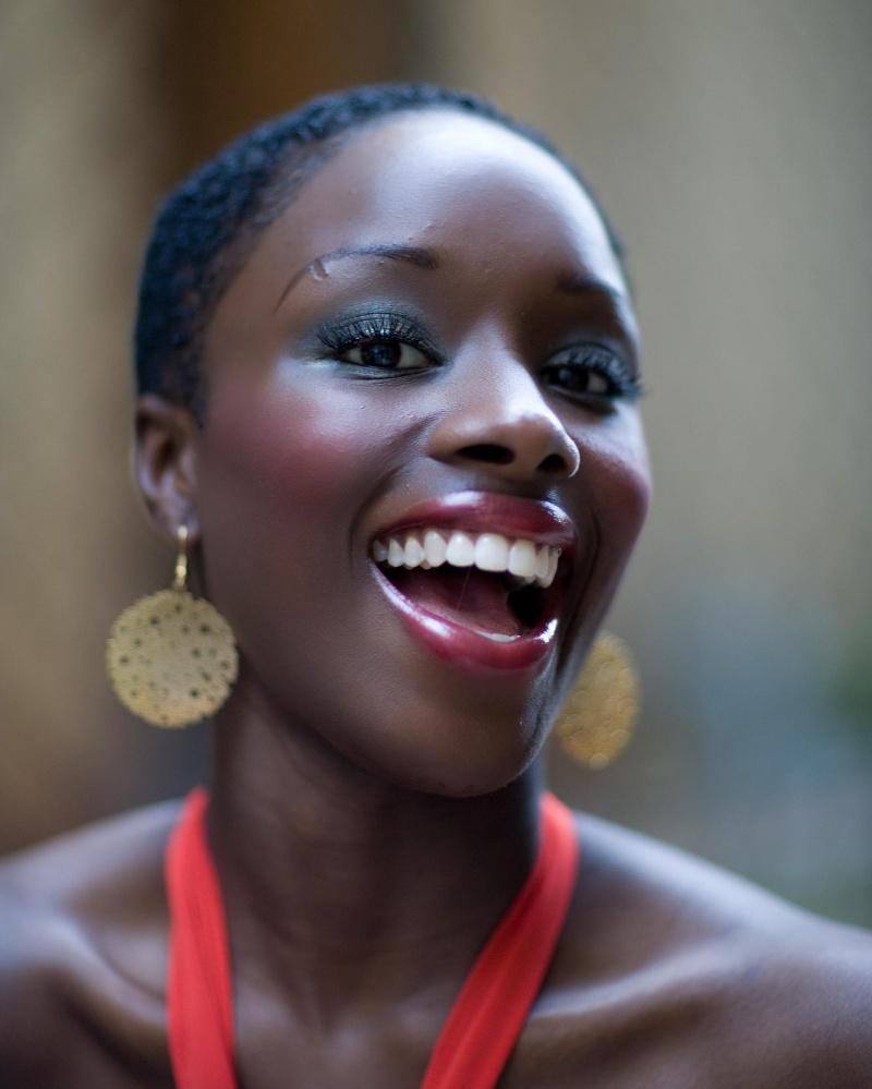 Female model photo shoot of NYa in Brooklyn, NY