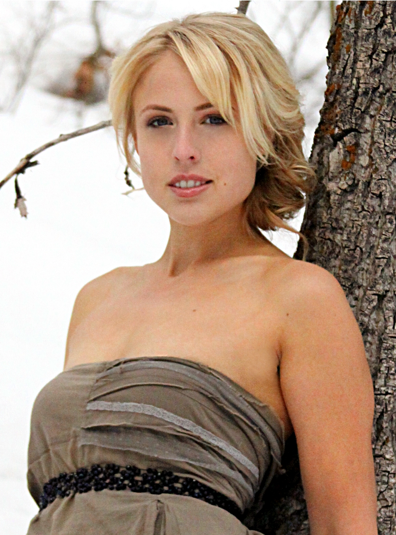 Little Cottonwood Canyon Apr 21, 2011 CT Nguyen Canyon Photo Shoot - Hair and makeup by me