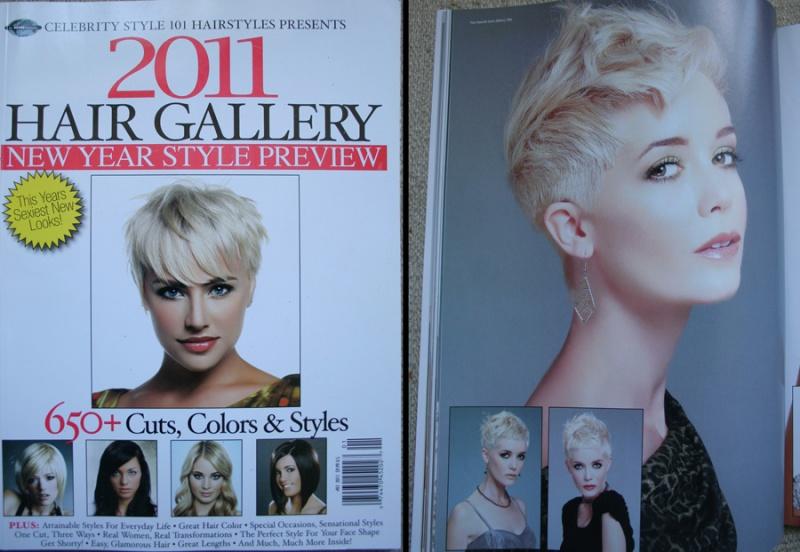 Los Angeles Apr 21, 2011 L Salon Group | Photo: Tom Carson | Hair: PK Salons