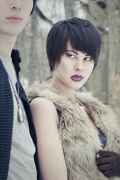 Male model photo shoot of ParisNicholson