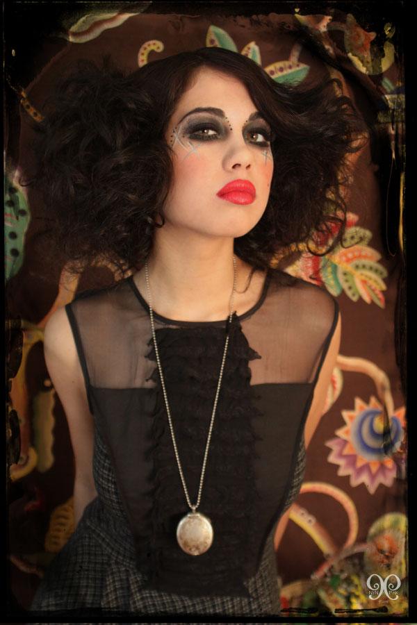 Apr 22, 2011 Nina Pak Makeup by me-Designer Cheri Ellis