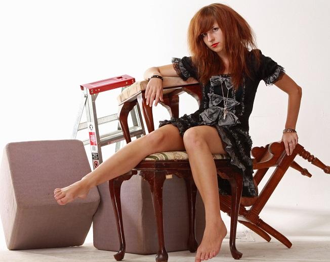 Female model photo shoot of Jezikah
