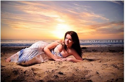 Female model photo shoot of Danniiii by Levi Tonkin