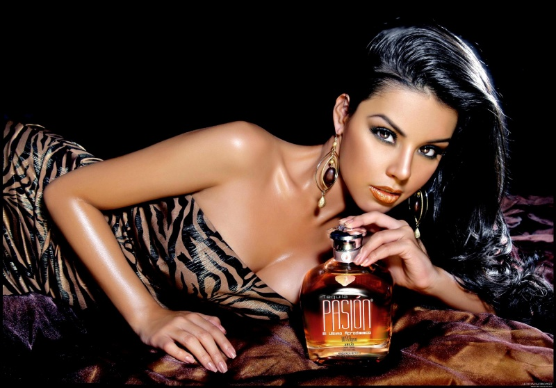 Apr 25, 2011 Leticia Castro for Tequila Pasion by OP