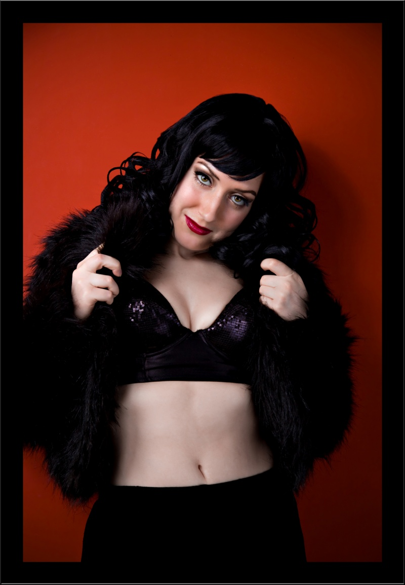 Female model photo shoot of Melissa Grace Stylist