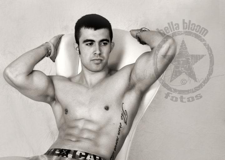 Male model photo shoot of Eugene Landry