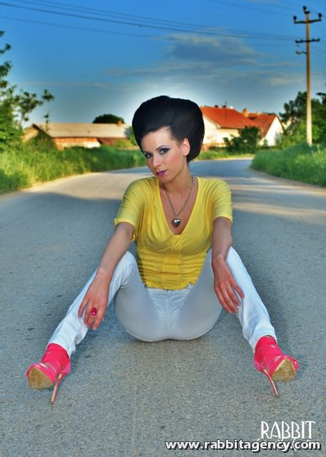 Male model photo shoot of Slavko Zec in Mladenovo village