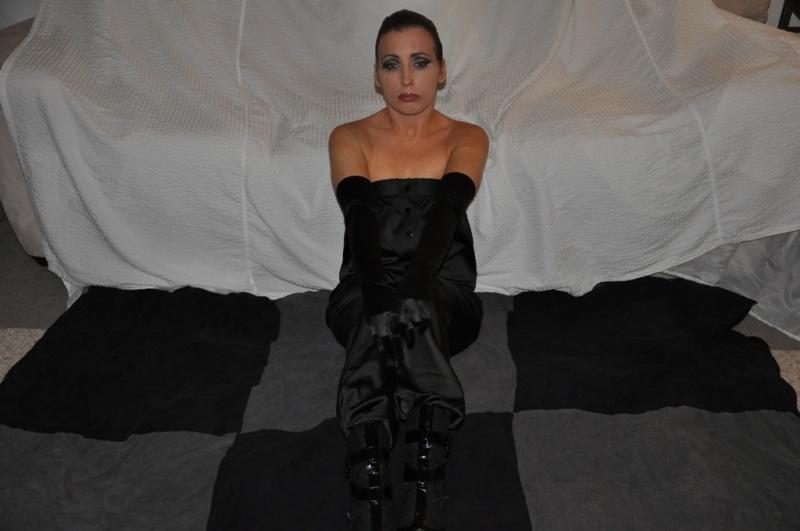 Male and Female model photo shoot of Al Walls and Carmen Bound in Dallas, TX