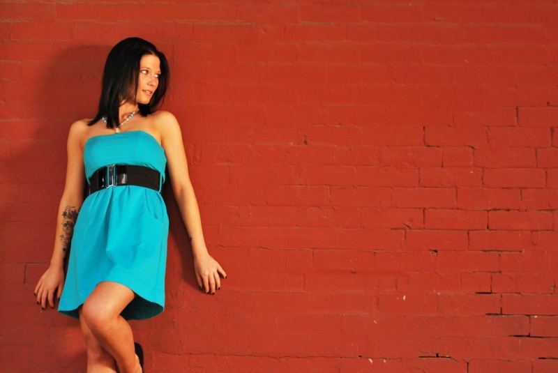 Male and Female model photo shoot of VisualEyes and Leighann Word in Knoxville, TN