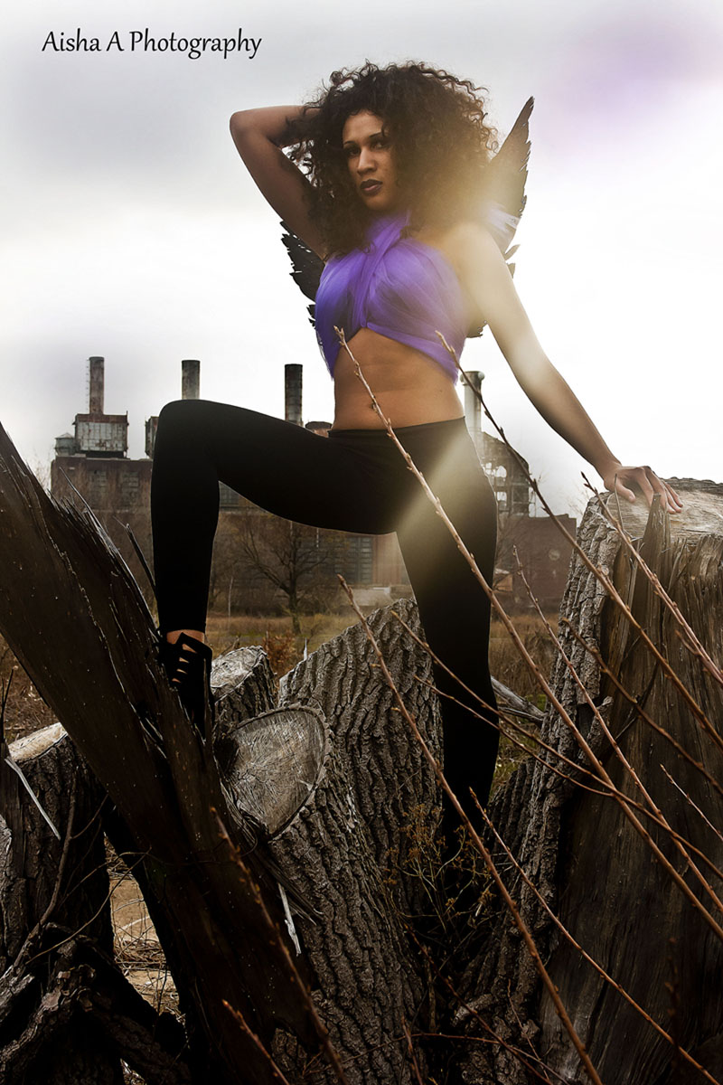 Female model photo shoot of Aisha A Photography and Kendra Danelle in New Jersey
