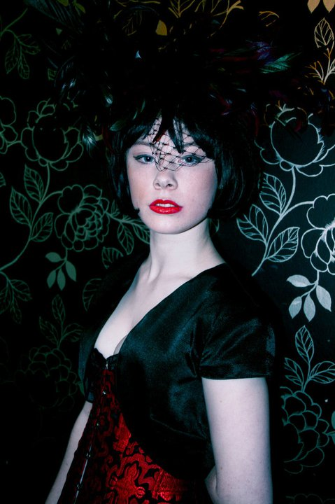 Female model photo shoot of Melissa Marilyn Make Up in Dun Laoghaire