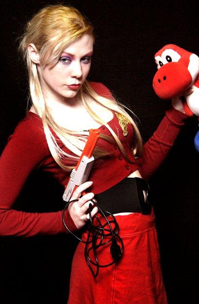 Female model photo shoot of Melissa Marilyn Make Up in Sugar Club