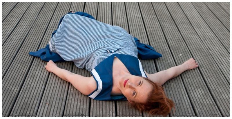 Female model photo shoot of AnkeL in in Duesseldorf