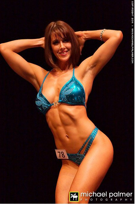 Manchester-Fitness Britain May 01, 2011 2nd place Bikini model 2011
