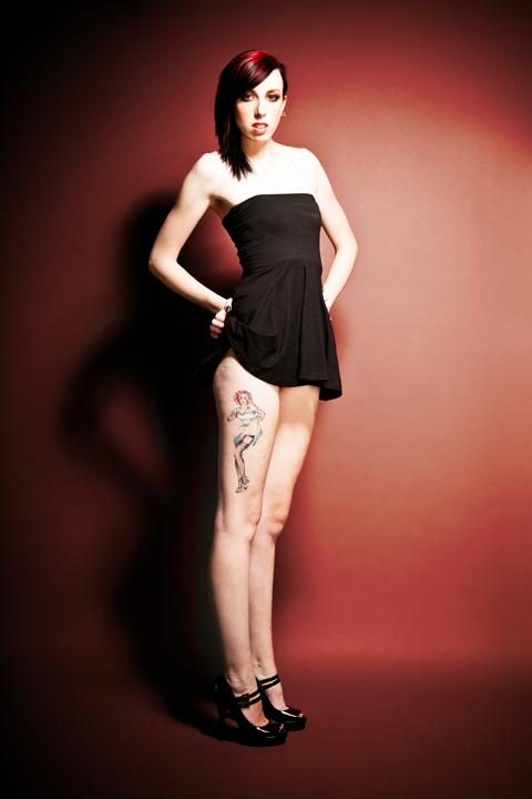 Female model photo shoot of Eleanor Carter