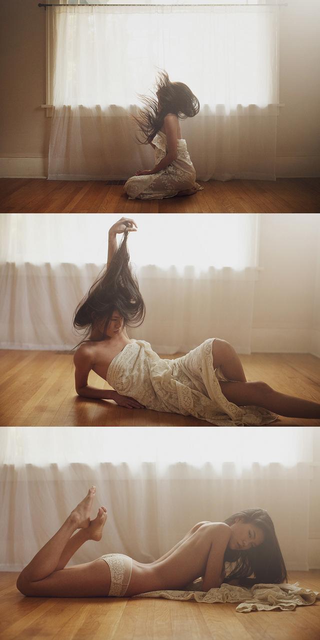Female model photo shoot of Miss Mei in Portland, OR