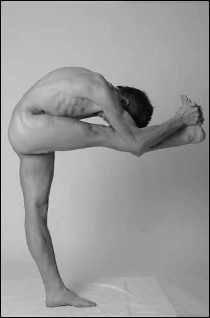 Male model photo shoot of Glen Alan Mitchell in Studio