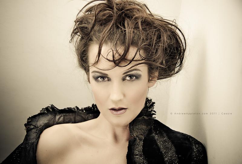 Female model photo shoot of Cassie Jade by Andrew Appleton in Lincoln