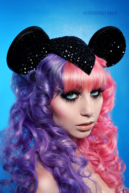May 03, 2011 dangerously dolly; MUA: molly; HAIR: joanna
