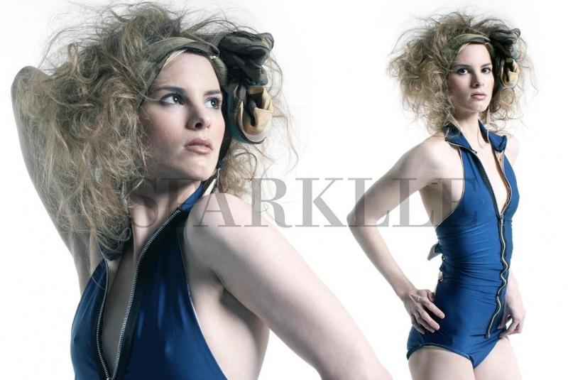 Female model photo shoot of makeup Cecret by Tucker Friend, makeup by makeup Cecret