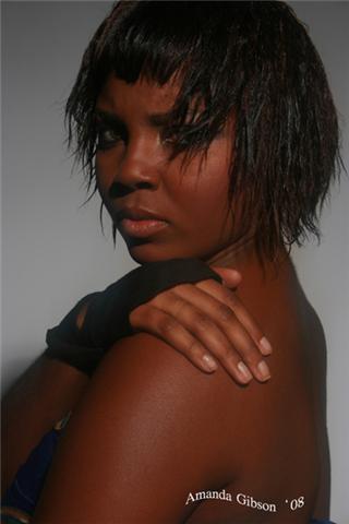 Female model photo shoot of Blu Rayne in Miami Shores, FL
