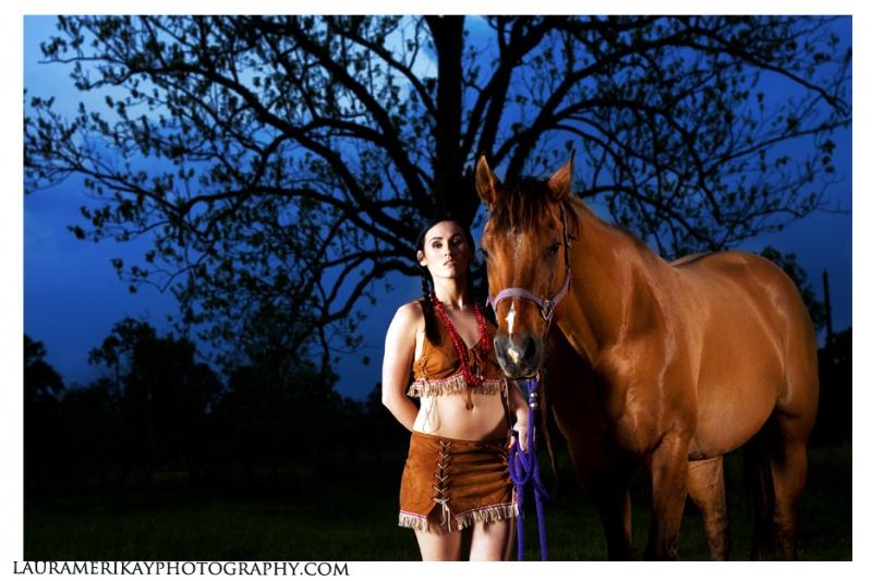 Baton Rouge, LA May 04, 2011 Laura Merikay Photography Horse Handler: Rebecca Lirette