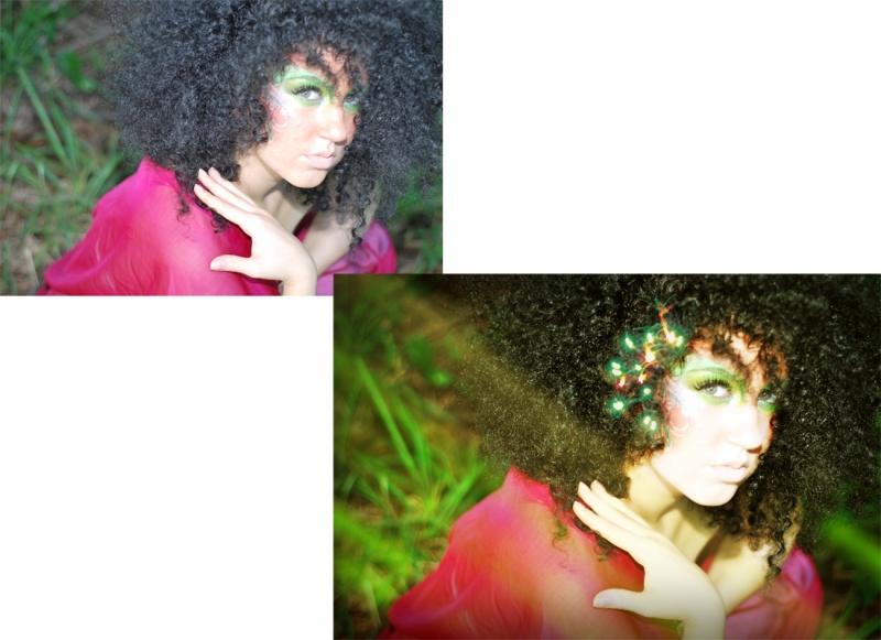 Female model photo shoot of Blu Rayne in Jacksonville