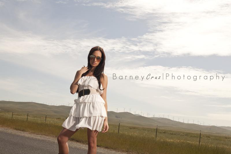 Male model photo shoot of Barney Cruz in Byron, Ca