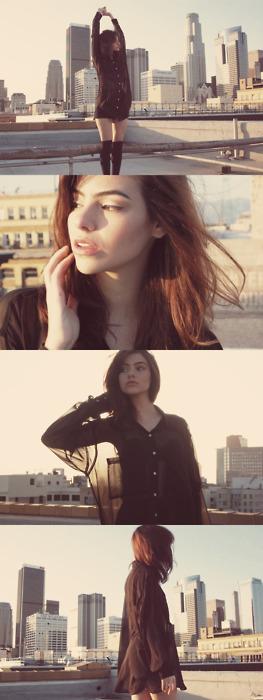 Female model photo shoot of ZDozic