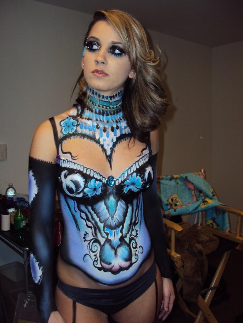 Studio May 05, 2011 California Face & Body Art Desiree