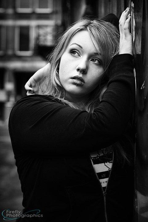 Female model photo shoot of Dolly Daze by Firefly Photographics