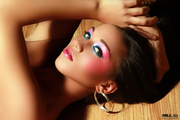 Female model photo shoot of L Pawlowski by WilliamHill, makeup by Kelly Fraticelli MUA