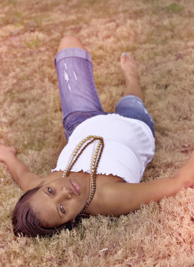 Female model photo shoot of SHANTAViiA in DBU