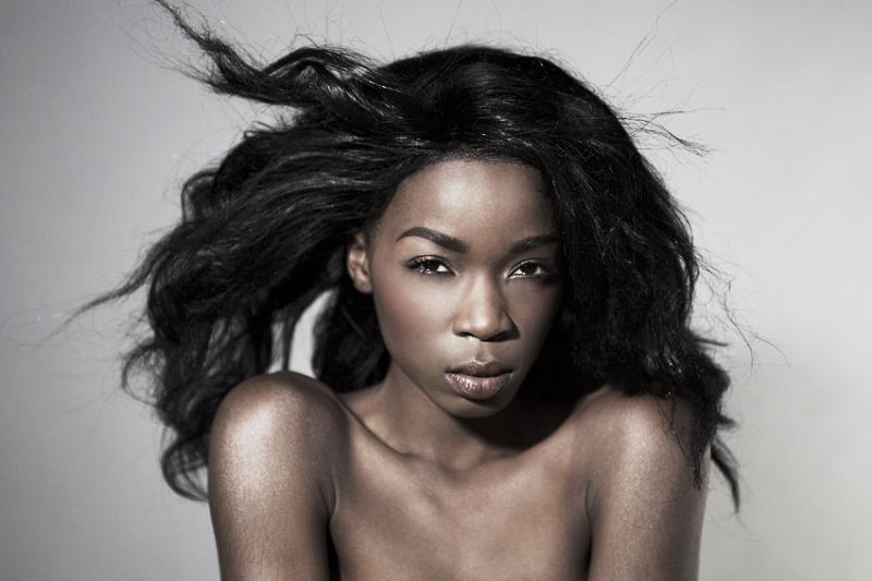 Female model photo shoot of Emilie Fanara in Lodge Street Studio