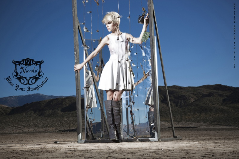 California May 10, 2011 Nuvula, Inc shot by Will Taylor Obsolete Energy-Nuvula f/w 2011-12