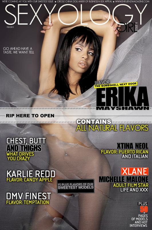 Brooklyn May 11, 2011 Sexology, TreagenPhoto.com, Fantasy-Dollz.com Magazine cover